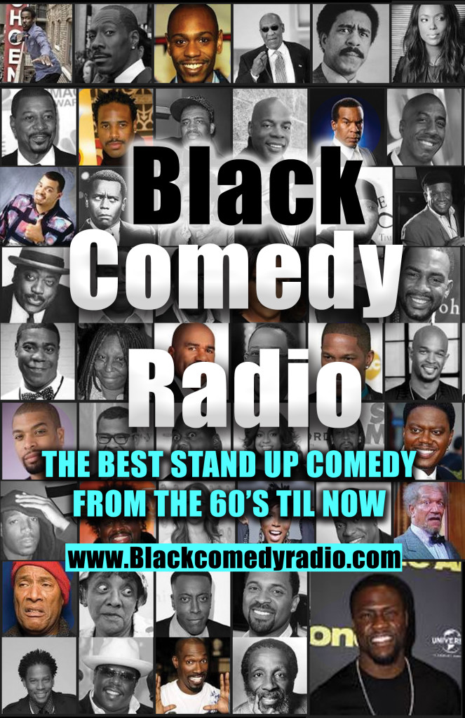 Black Comedy Radio | VVCRadio com