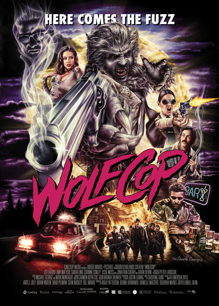 Movies That Blog #6: WolfCop