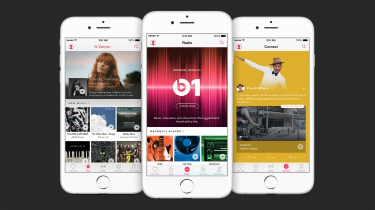 11 Million Users Signed Up For Apple Music In It's 1st Five Weeks (Video)