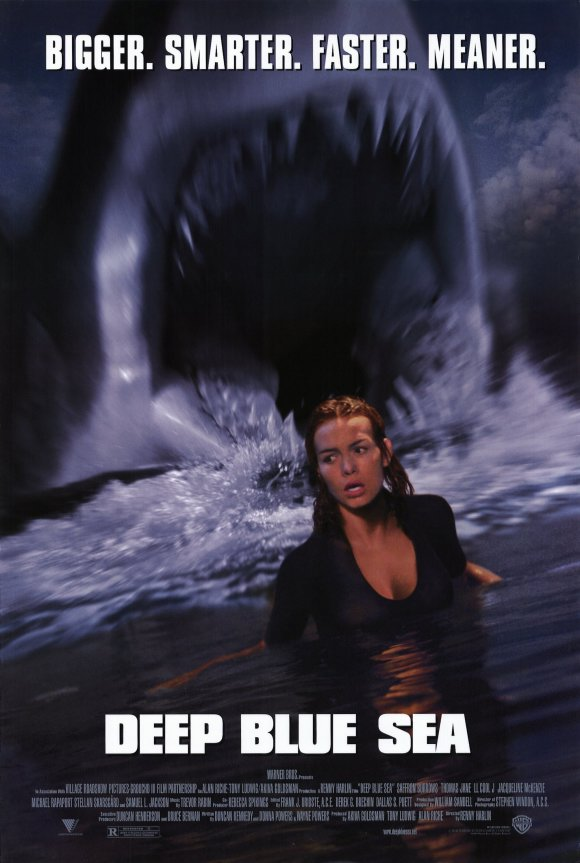 Movies That Blog #7: Deep Blue Sea