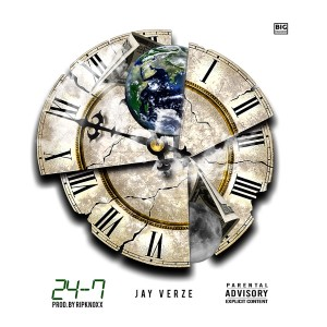 Jay verze - 24-7 (Cover Art)