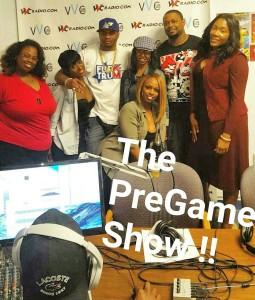 PreGameShow 4/23/16