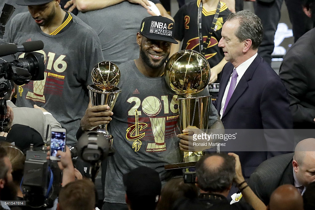 Cavs win finals mixed with free agency and Olympic basketball talk!