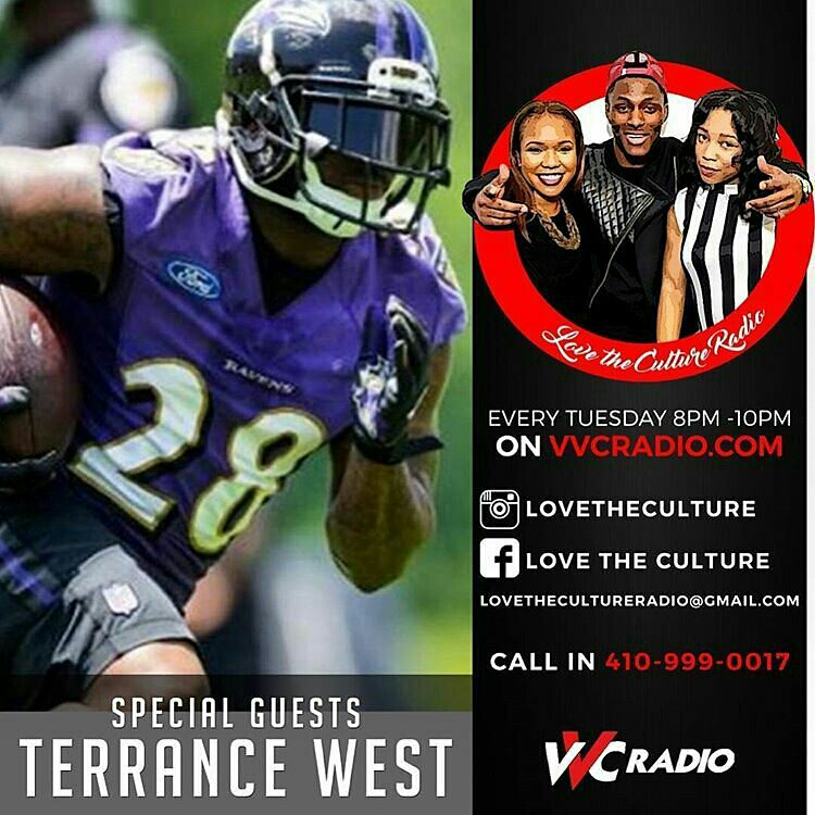 Love The Culture Radio: Terrance West