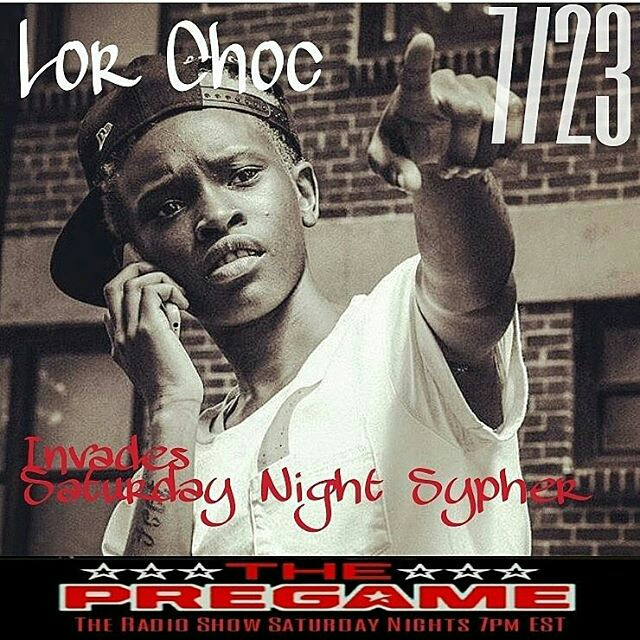 The PreGame Show: 7/23/16 MC's Lor Choc And Geter HD,  & Exotic Entertainer Taylor A Love