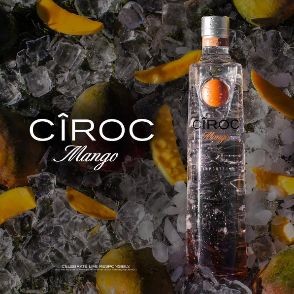 Diddy Drops NEW Ciroc Flavor