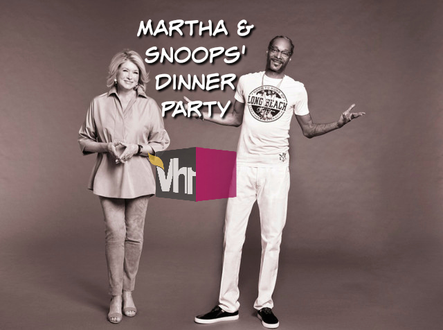 Martha & Snoop's Dinner Party