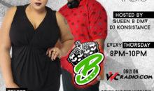 Queen B Radio Season 2 Launch
