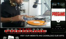 04/16/2017 DJ WildChild DNA and the cast of The First Lady movie bless the Pregame Show