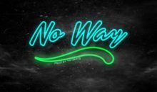 Tate Kobang- No Way (Official Audio)