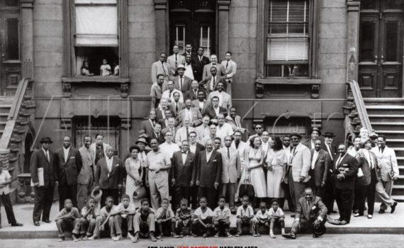jazz harlem 1958