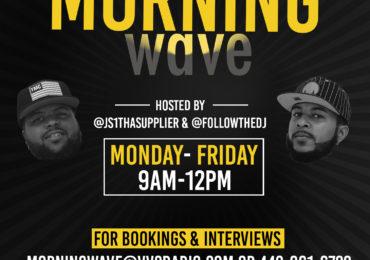 Morning Wave Flyer 1