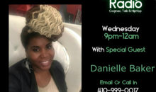 Aries Lounge Radio: Danielle Baker