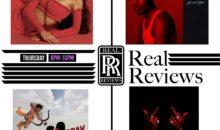 Real Music Reviews: Cozz, Kodak Black, Money Bag Yo & Rayvn Lenae