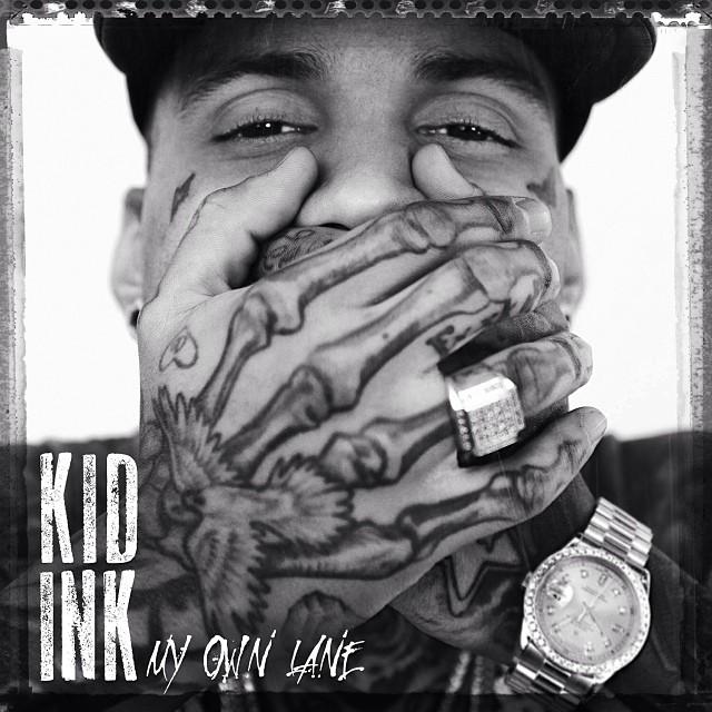 Hip Hop Album Reviews: Kid Ink-My Own Lane