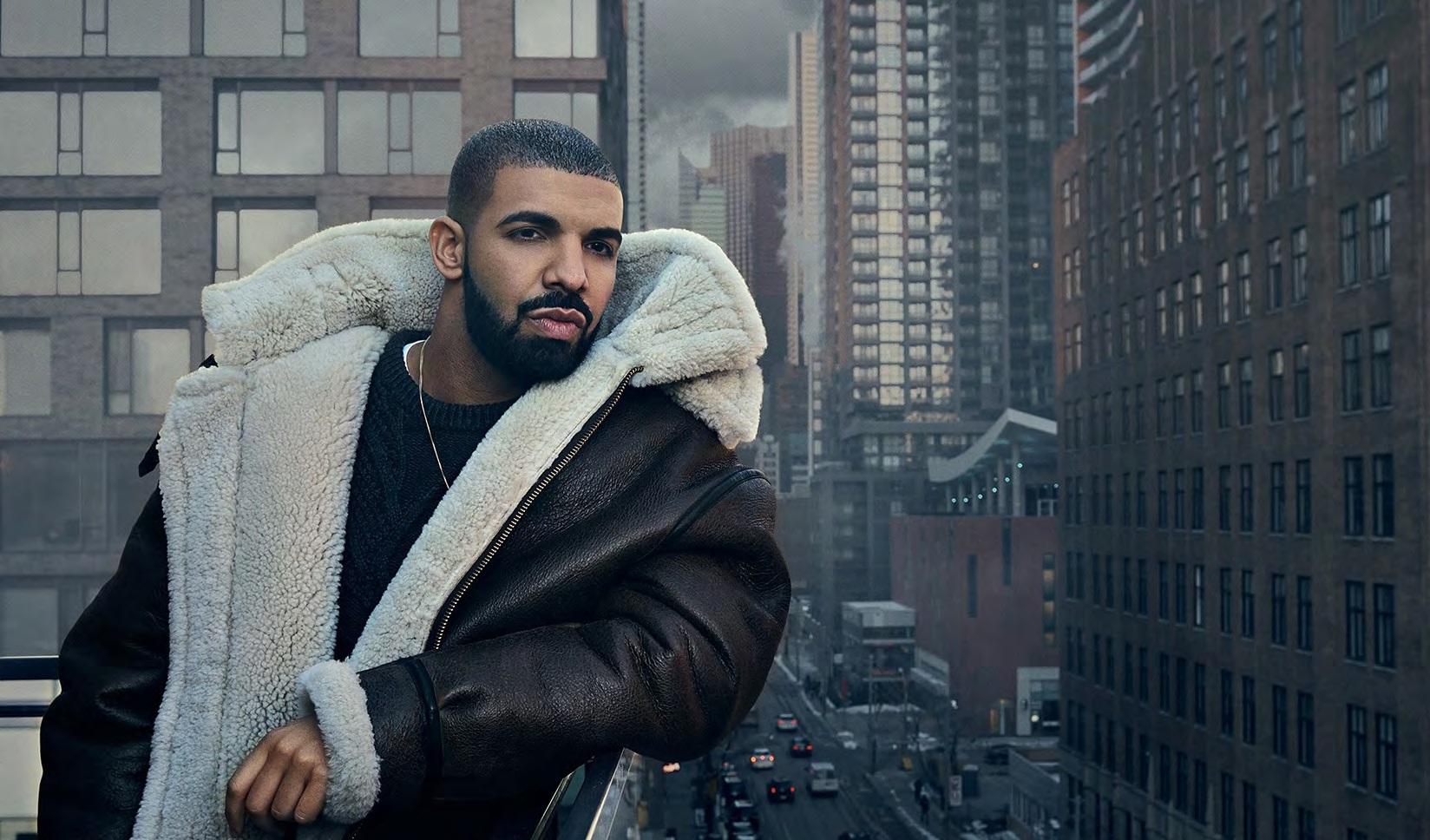 Drake & Zane Lowe on OVOSOUND Radio