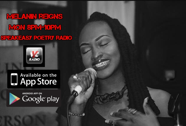 Speakeasy Poetry Radio: Melanin Reigns