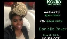 Aries Lounge Radio: Danielle Baker