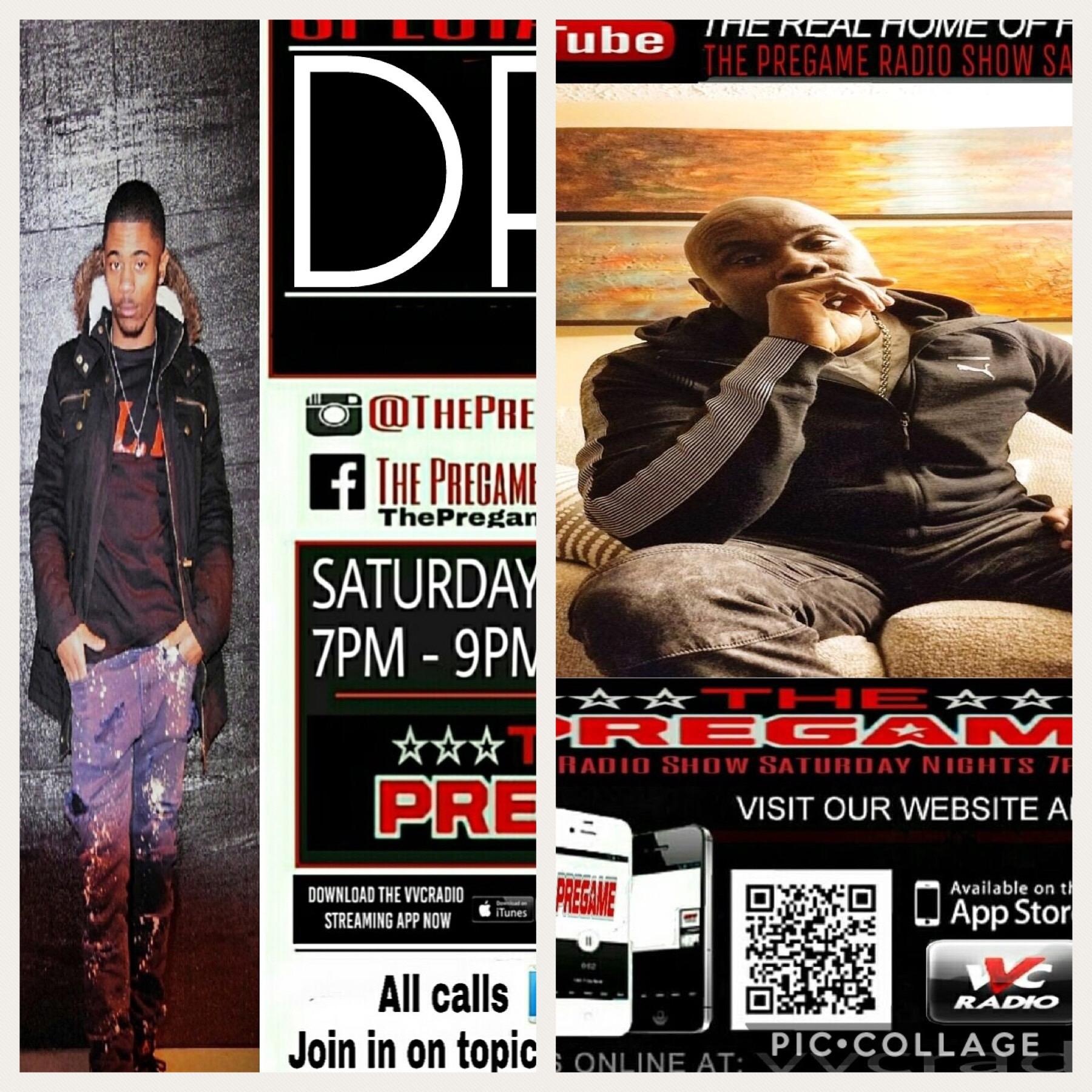 02/17 Promoter DHov and DC's R&B sensation DrJ Live