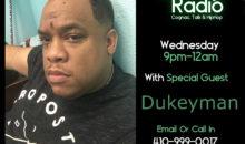 Aries Lounge Radio: Dukeyman